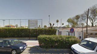 Polideportivo municipal de Gines. (Foto: Google Street View)