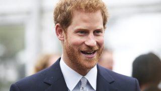 El príncipe Enrique. (Foto: AFP)