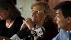 La alcaldesa Manuela Carmena en los cursos de verano de la UCM. (Foto: Madrid)