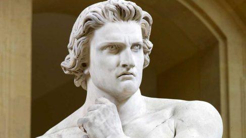 Estatua romana de Espartaco