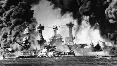 El ataque japonés a Pearl Harbor marcó el rumbo de la historia