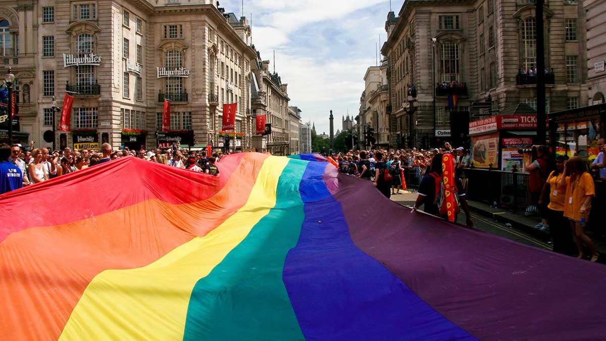 La comunidad LGTB, cada vez más integrada en el mundo