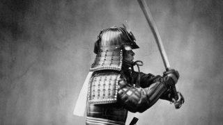 La espada del samurái es la katana