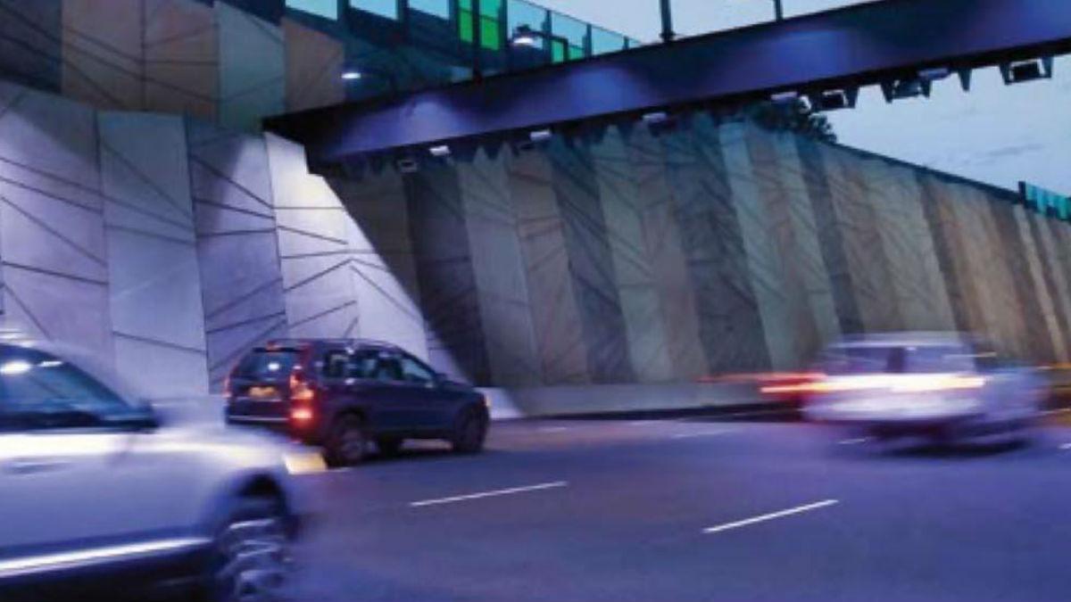 Autopista de Eastlink.