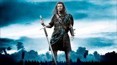 Mel Gibson dirigió y protagonizó la película de William Wallace