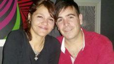 Claudia Moya y Alfredo Turcumán. (Foto: Facebook)