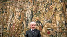 Juan María Atutxa, en el Parlamento Vasco. (EFE)