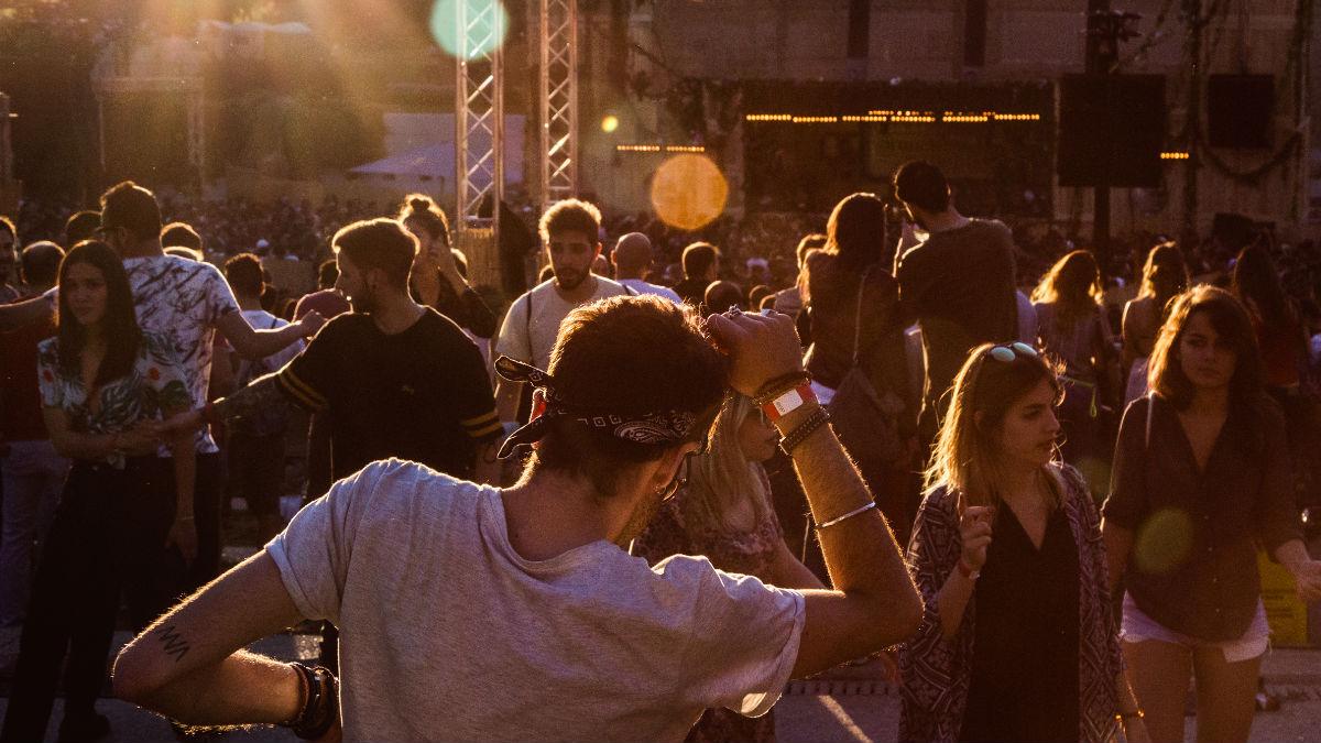 Brunch -In The Park es una fiesta barcelonesa que el año pasado aterrizó en Madrid con gran éxito y este año repite con más fechas. Foto: Brunch -In The Park