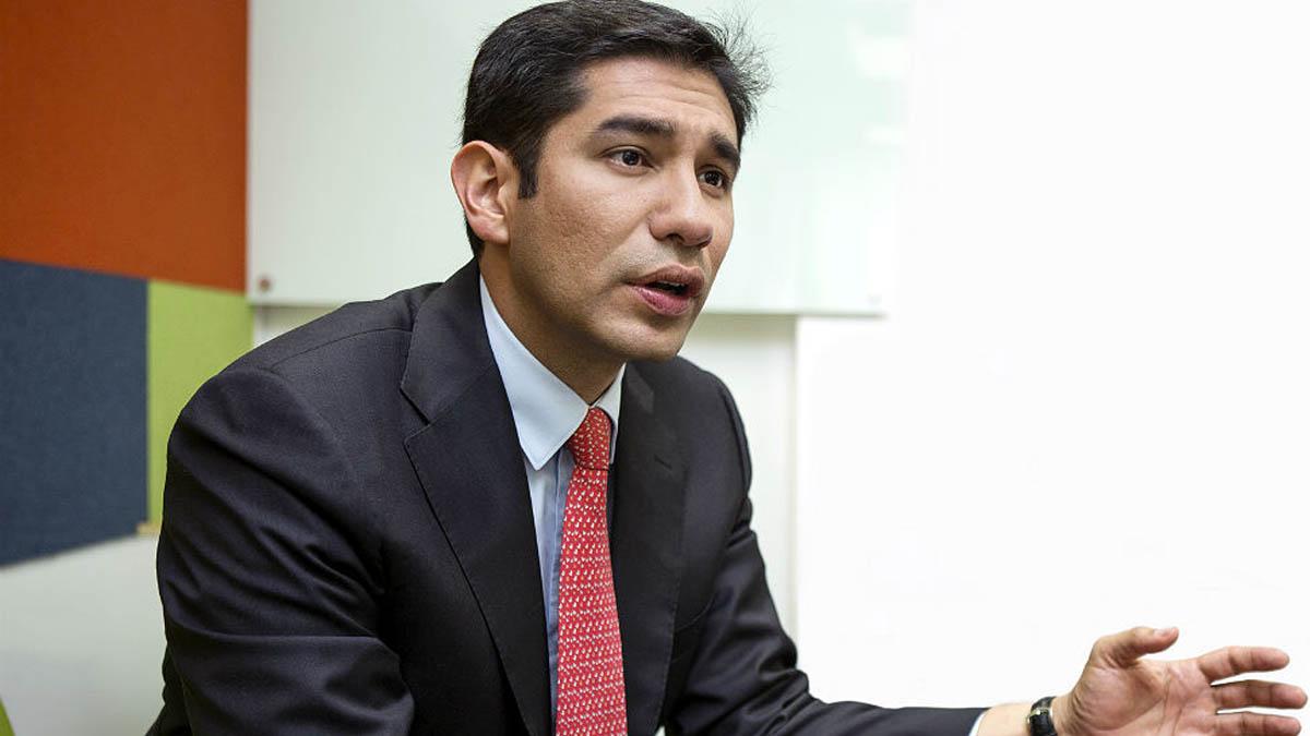 El fiscal jefe Anticorupción de Colombia Luis Gustavo Moreno. Foto: Semana