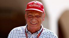 Niki Lauda ha sido de los más críticos con la acción de Sebastian Vettel sobre Lewis Hamilton en el pasado Gran Premio de Azerbaiyán. (Getty)