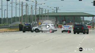 """La base de Huntsville, en Alabama (EEUU), bloqueada ente la presencia de un """"tirador activo""""."""