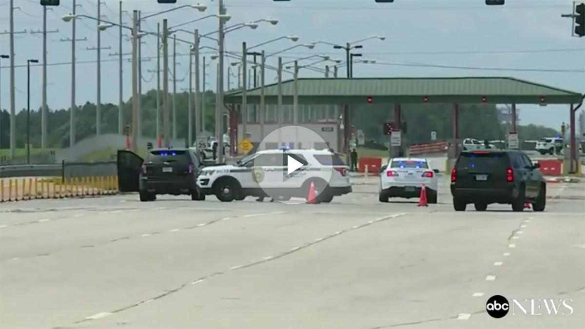 La base de Huntsville, en Alabama (EEUU), bloqueada ente la presencia de un «tirador activo».
