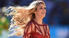 La cantante Shakira. Foto: Gettyimages