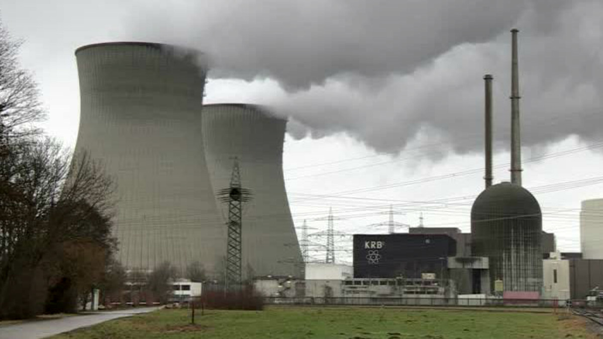 Central nuclear de Carlton, en Wisconsin (EEUU).