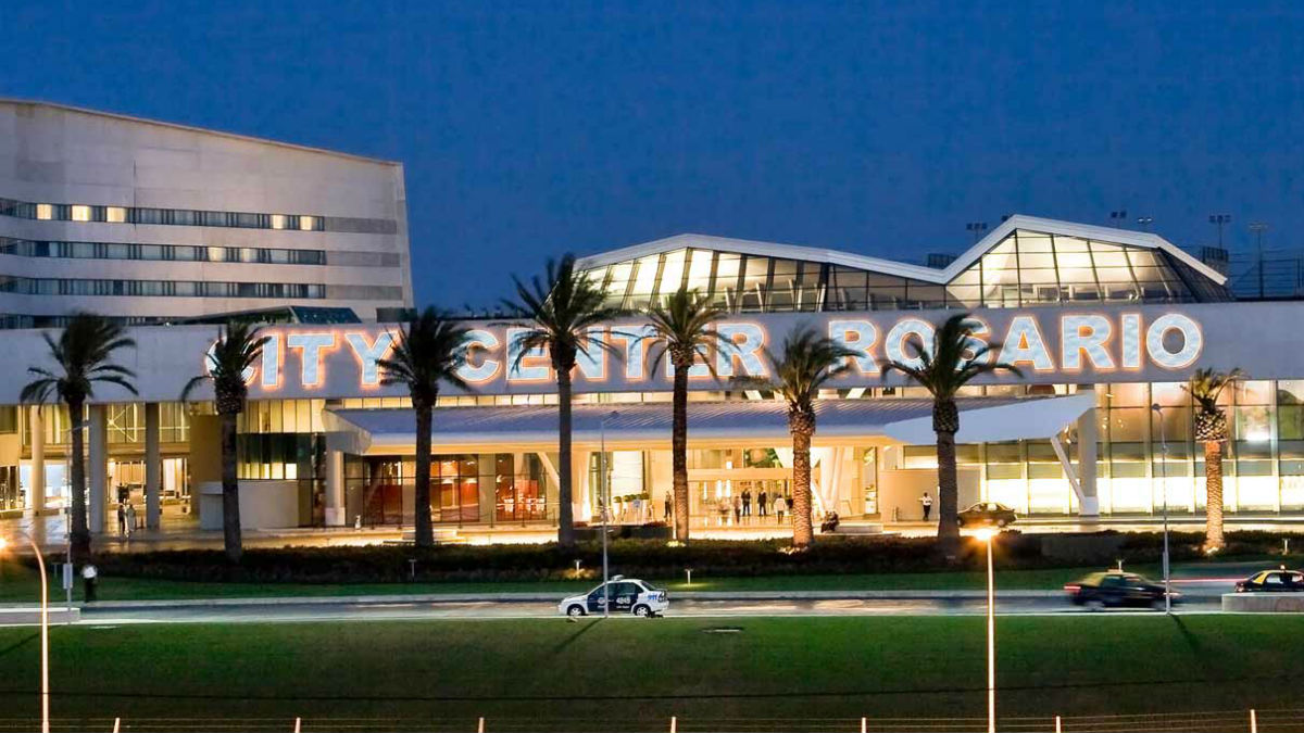 Imagen del casino City Center Rosaio. (Pullmanhotels.com)