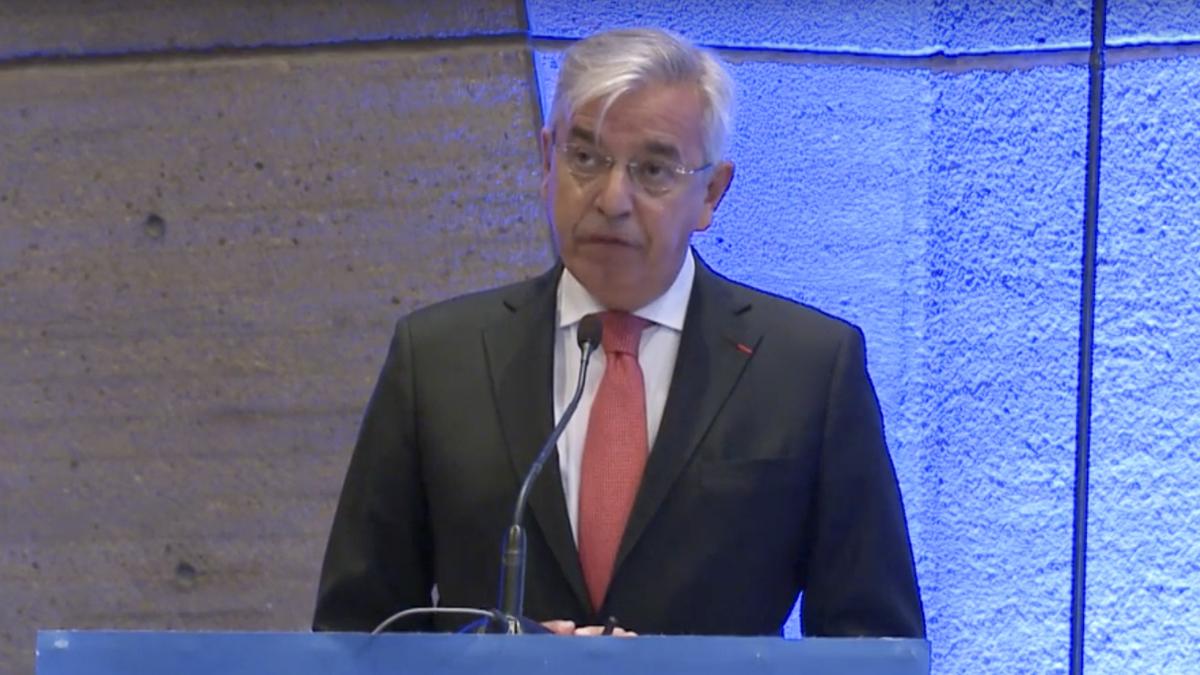 Manuel Sánchez Corbí, coronel jefe de la UCO de la Guardia Civil.