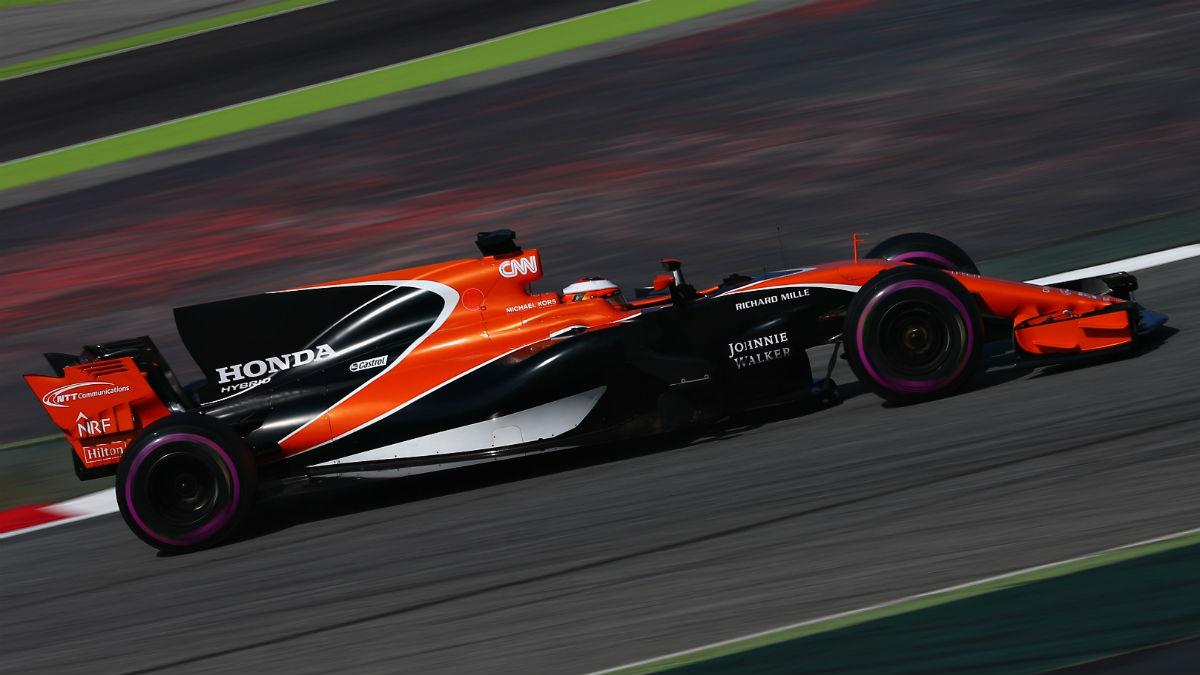McLaren estaría estudiando un divorcio temporal con Honda para volver a recuperar los motores japoneses cuando fuesen competitivos. (Getty)