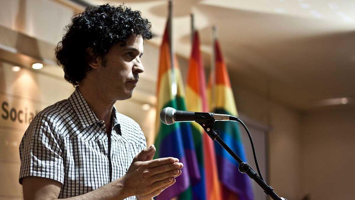 Pedro Zerolo fue un político de gran importancia en la lucha LGTB
