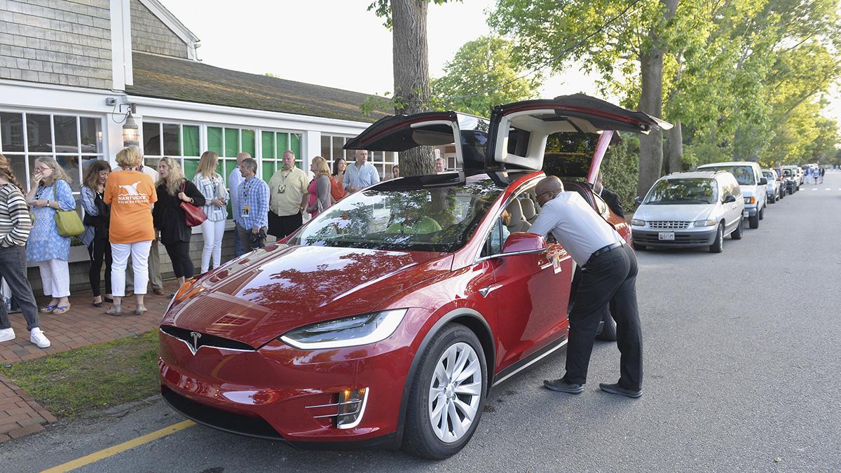 Coche de Tesla (Foto:Getty)