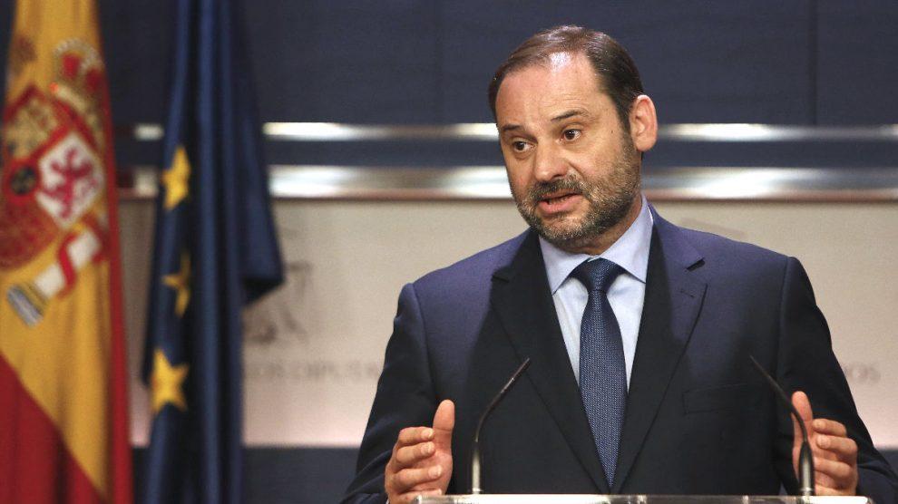 José Luis Ábalos. (Foto: EFE)