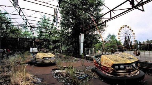 Las fotos de Chernobyl son un viaje en el tiempo
