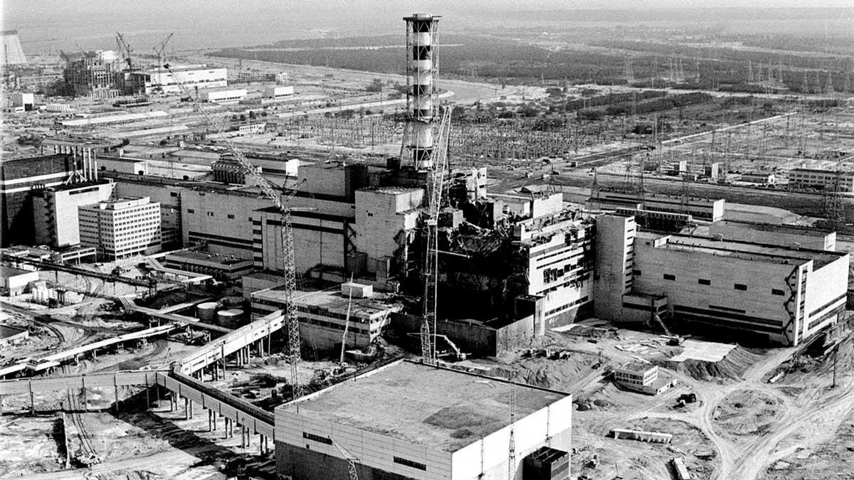 Tragedia de chernobyl fotos