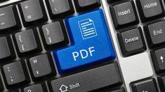 Desbloquea PDF paso a paso