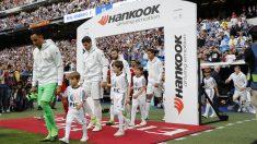 Hankook acaba de cerrar su primer año de colaboración con el Real Madrid.