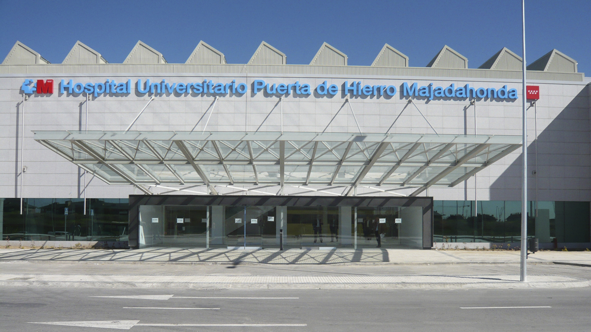 Hospital Puerta de Hierro Majadahonda. (Foto: Comunidad de Madrid)