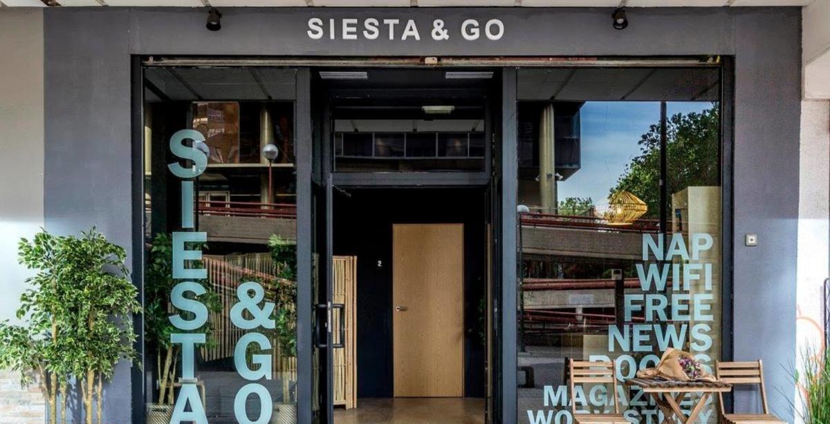 Siesta & Go