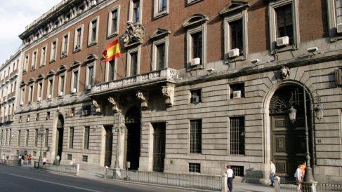 Imagen del Ministerio de Hacienda