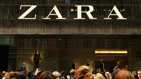 Una de las tiendas de Zara (Foto: Inditex)
