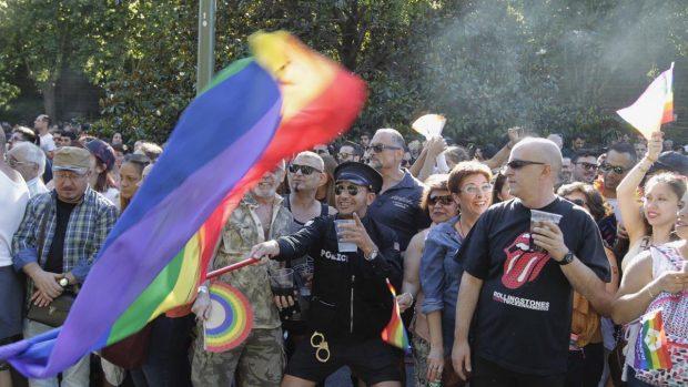 Dos millones de personas marchan con Orgullo en Madrid