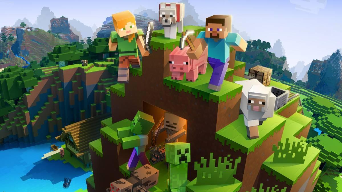 Minecraft es uno de los juegos más exitosos de los últimos años
