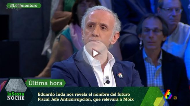 Inda: «Si hay alguien indicado para ocupar la Fiscalía Anticorrupción, ese es Alejandro Luzón»