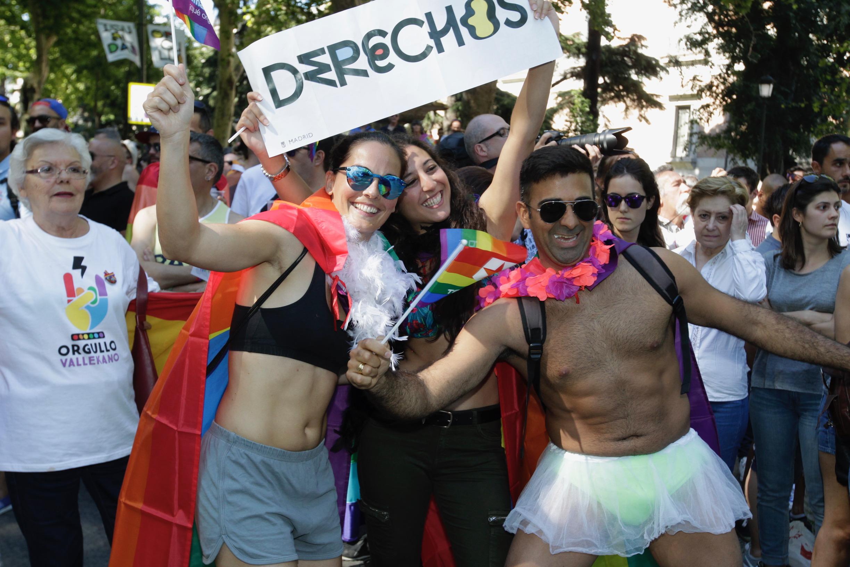 Celebración en el World Pride 2017 (Foto: Francisco Toledo)