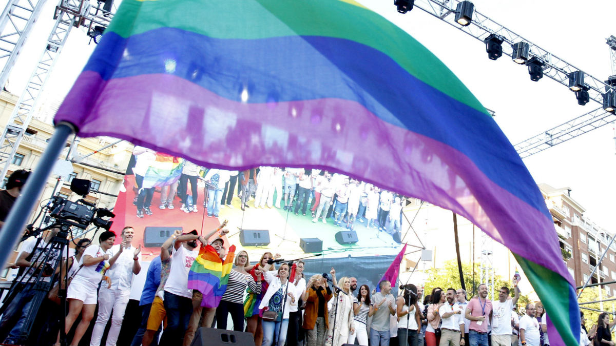 World Pride Madrid 2017 (EFE)