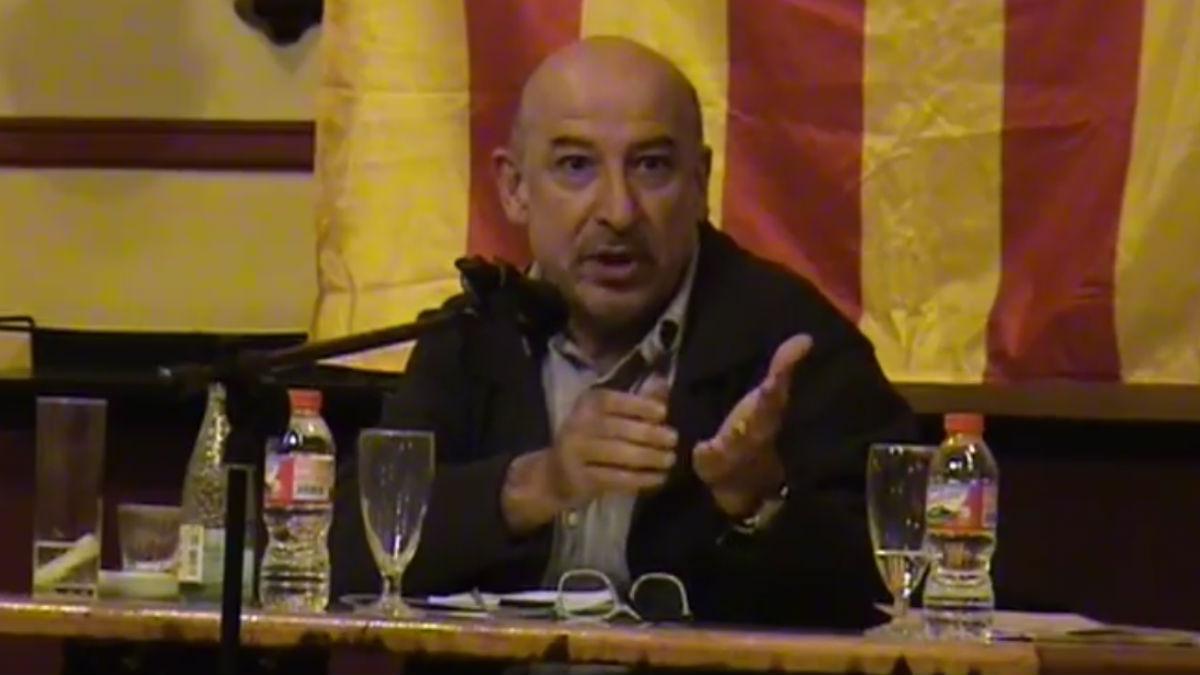 Germà Bel, exdiputado de Junts pel Sí. (Foto: Youtube)