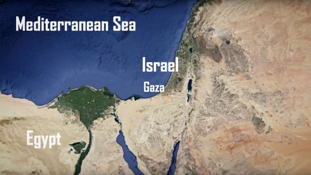 Isla Gaza