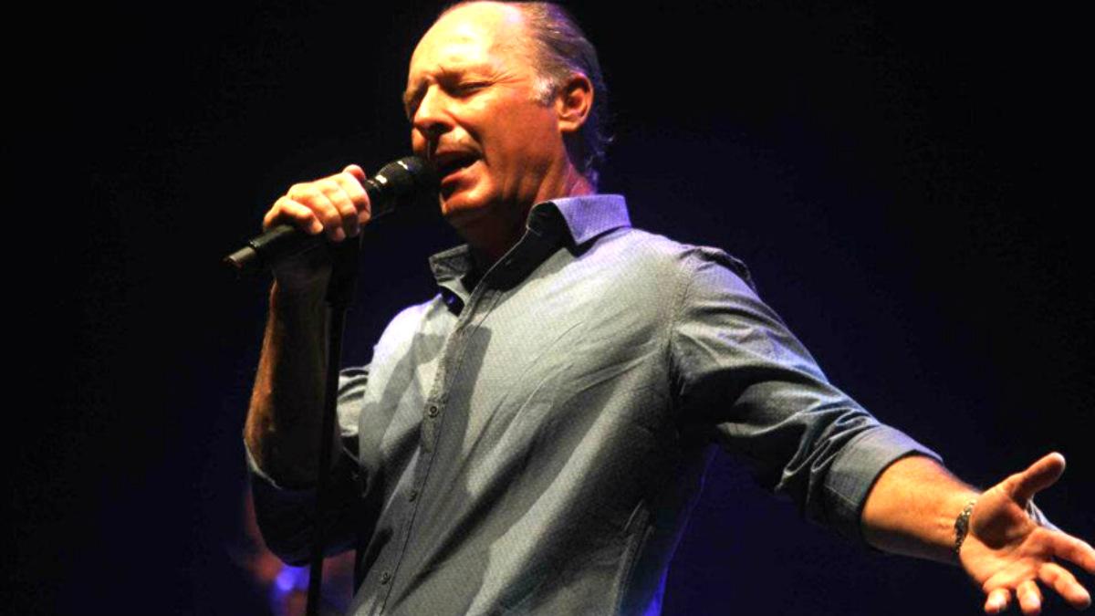 José Manuel Soto, durante un concierto.