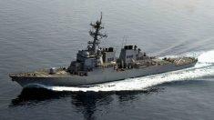 Buque de la Marina estadounidense