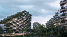 Imagen del proyecto del arquitecto italiano Stefano Boeri