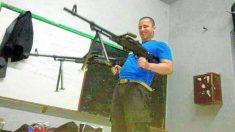 Ahmed Samsam, yihadista detenido en Málaga, y peso pesado del terrorismo del ISIS.