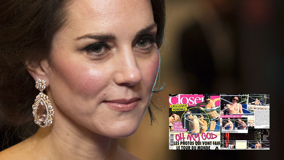 Kate Middleton. (Foto: AFP)