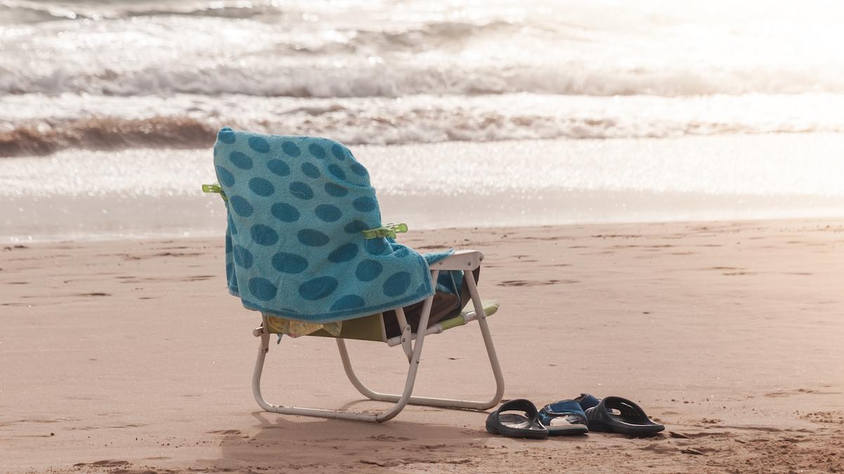 Gandia multará con 750€ a aquellos que reserven sitio en sus playas (Foto:iStock)