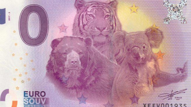 Alemania 'manipula' el lanzamiento del billete de 0 euros para lograr una mayor demanda