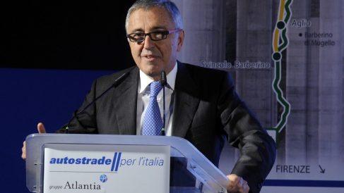 El consejero delegado de Atlantia, Giovanni Castellucci.
