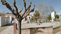 Ayuntamiento de Llorenç del Penedès, donde estaba la nave de procesado de tabaco y estiércol.