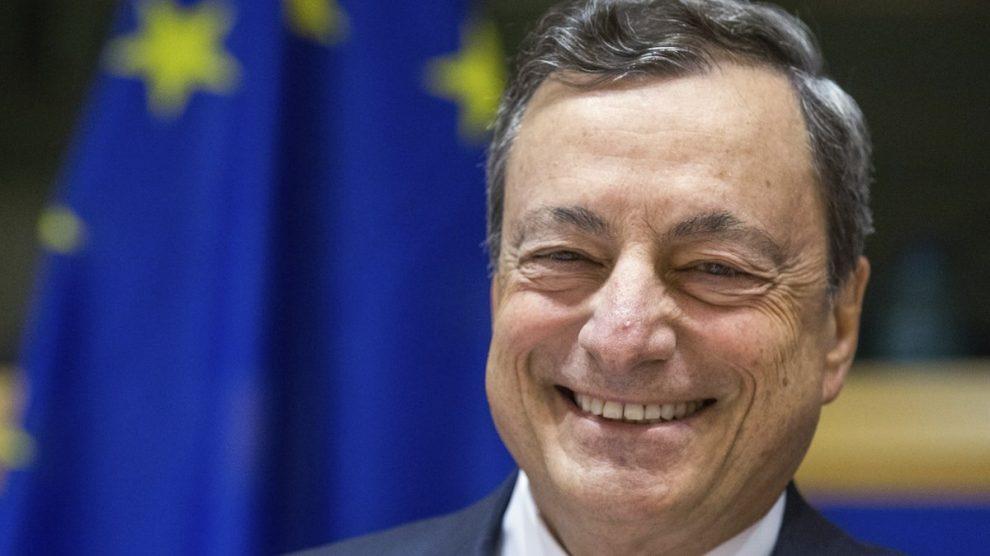 El presidente del Banco Central Europeo (BCE), Mario Draghi. (Foto: EFE)
