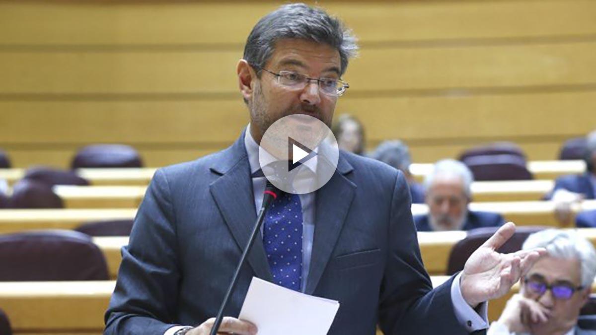 El ministro de Justicia, Rafael Catalá (Foto: Efe)